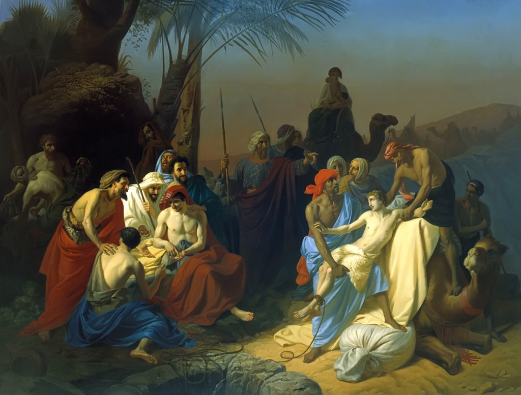 Brothers Sell Joseph into Slavery